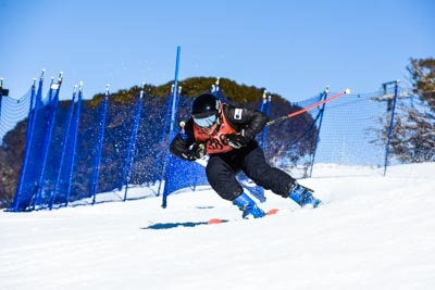 Division 3 Boys Ski Cross Final