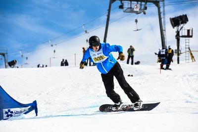 Division 1 Boys Snowboard Cross Qualifier