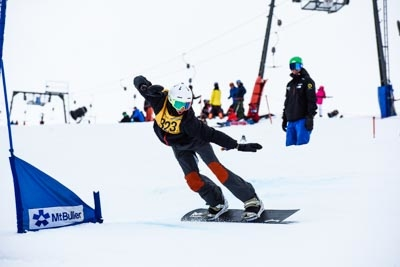 Division 2 Boys Snowboard Cross Qualifier