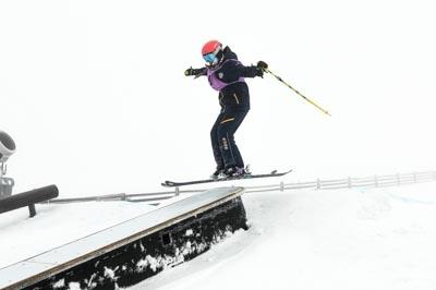 Div 3 Girls Ski Slopestyle