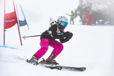 Division 5 Girls Alpine GS – Race Shots