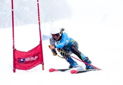 Division 1 Girls Alpine GS – Race Shots