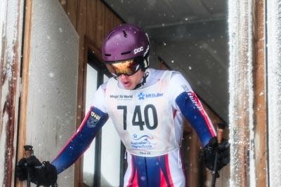 Division 1 Boys Alpine GS – Gate Shots
