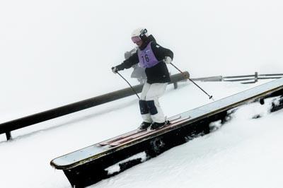 Division 2 Girls Ski Slopestyle
