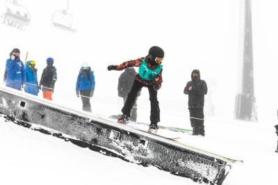 Division 3 Girls Snowboard Slopestyle