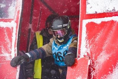 Division 3 Boys Snowboard GS – Gate Shots
