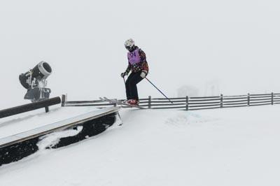 Division 1 Girls & Boys Ski Slopestyle