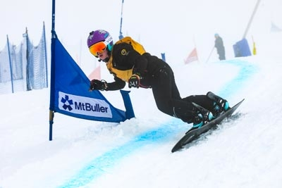 Division 3 Girls Snowboard Cross