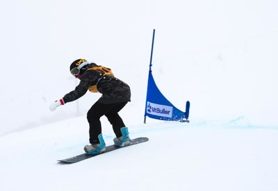 Division 3 Girls Snowboard Cross – Final