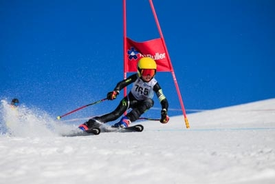 Division 4 Boys Alpine GS – Race Shots