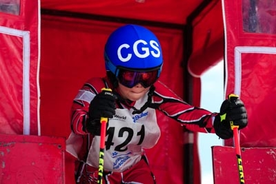 Division 4 Boys Alpine GS – Gate Shots