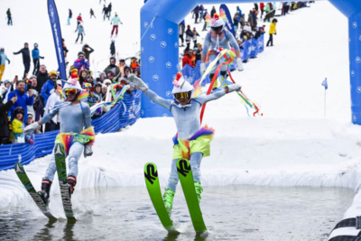 Pond Skim – Adults