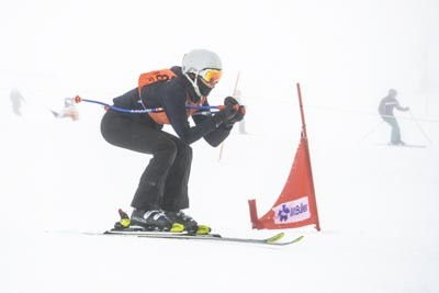 Division 1 Girls Ski Cross