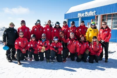 Ski Patrol Staff Photo