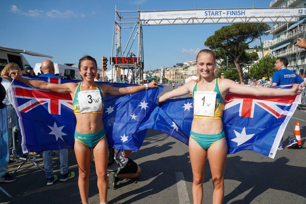 News   Athletics Australia