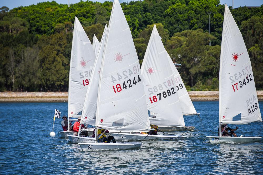 Sailing classes - Dobroyd Aquatic Club