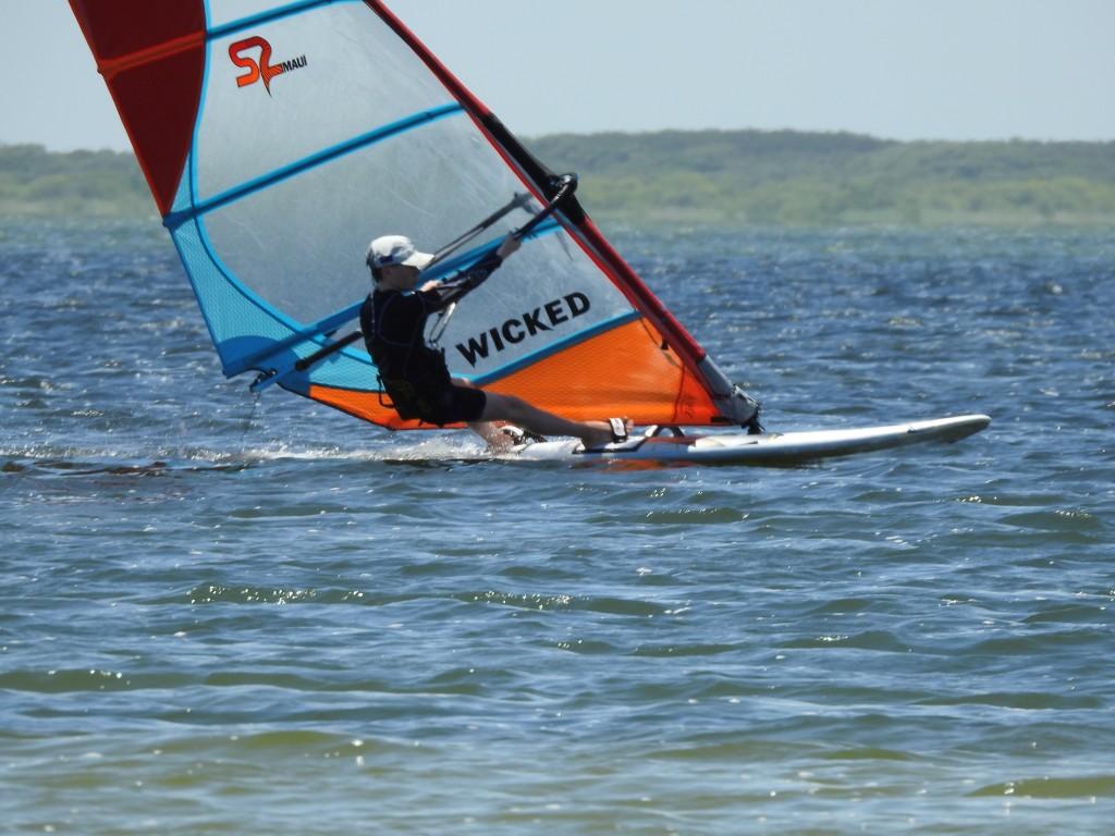 Sailboard Class - Hunters Hill Sailing Club