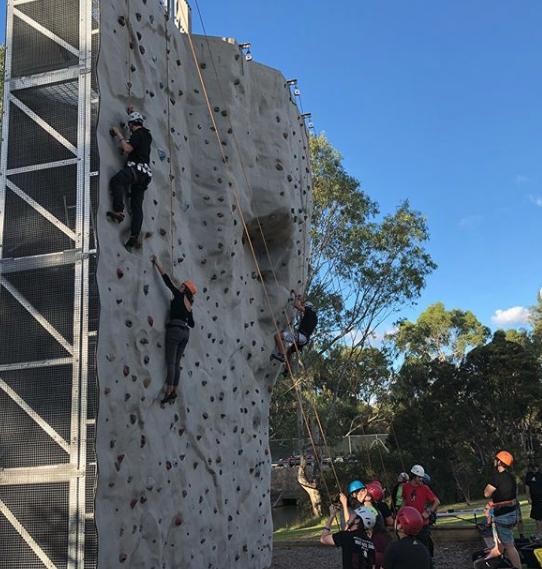rock climbing club names