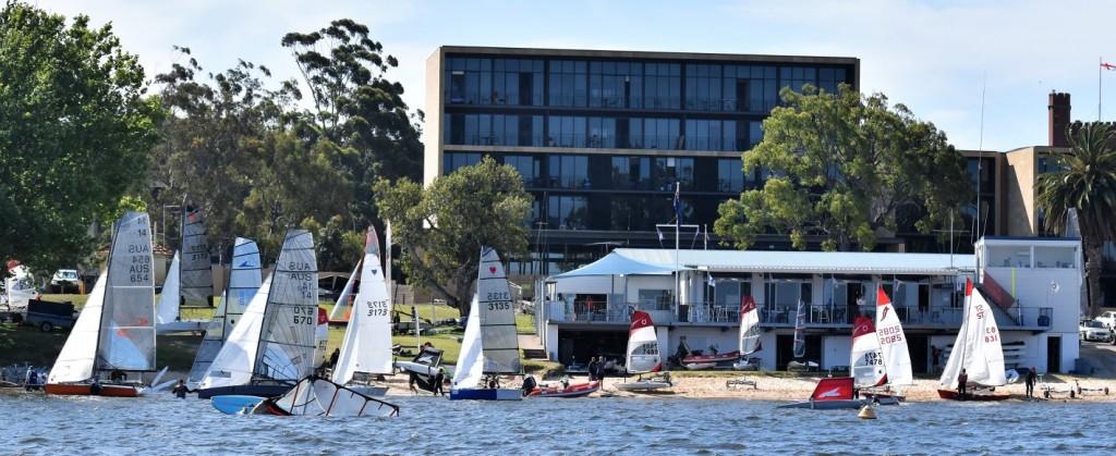 Registration - Perth Dinghy Sailing Club