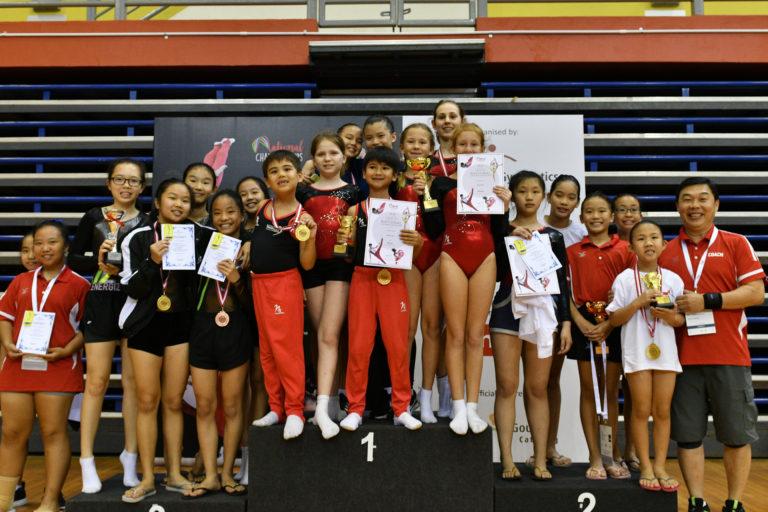 News - Singapore Gymnastics