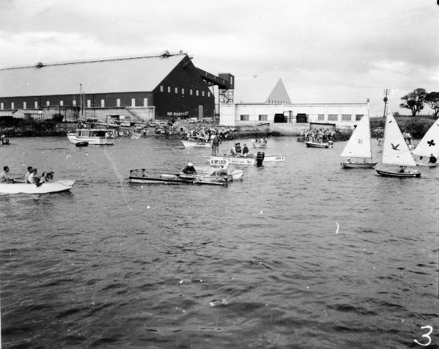 History - Townsville Sailing Club