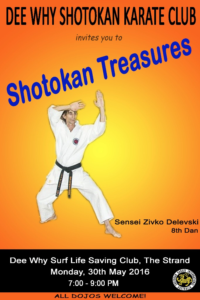Gallery - Dee Why Shotokan