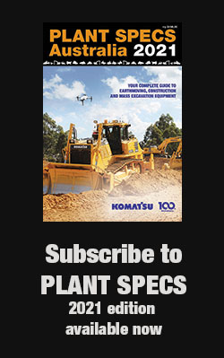 Plant Specs 2021 available now