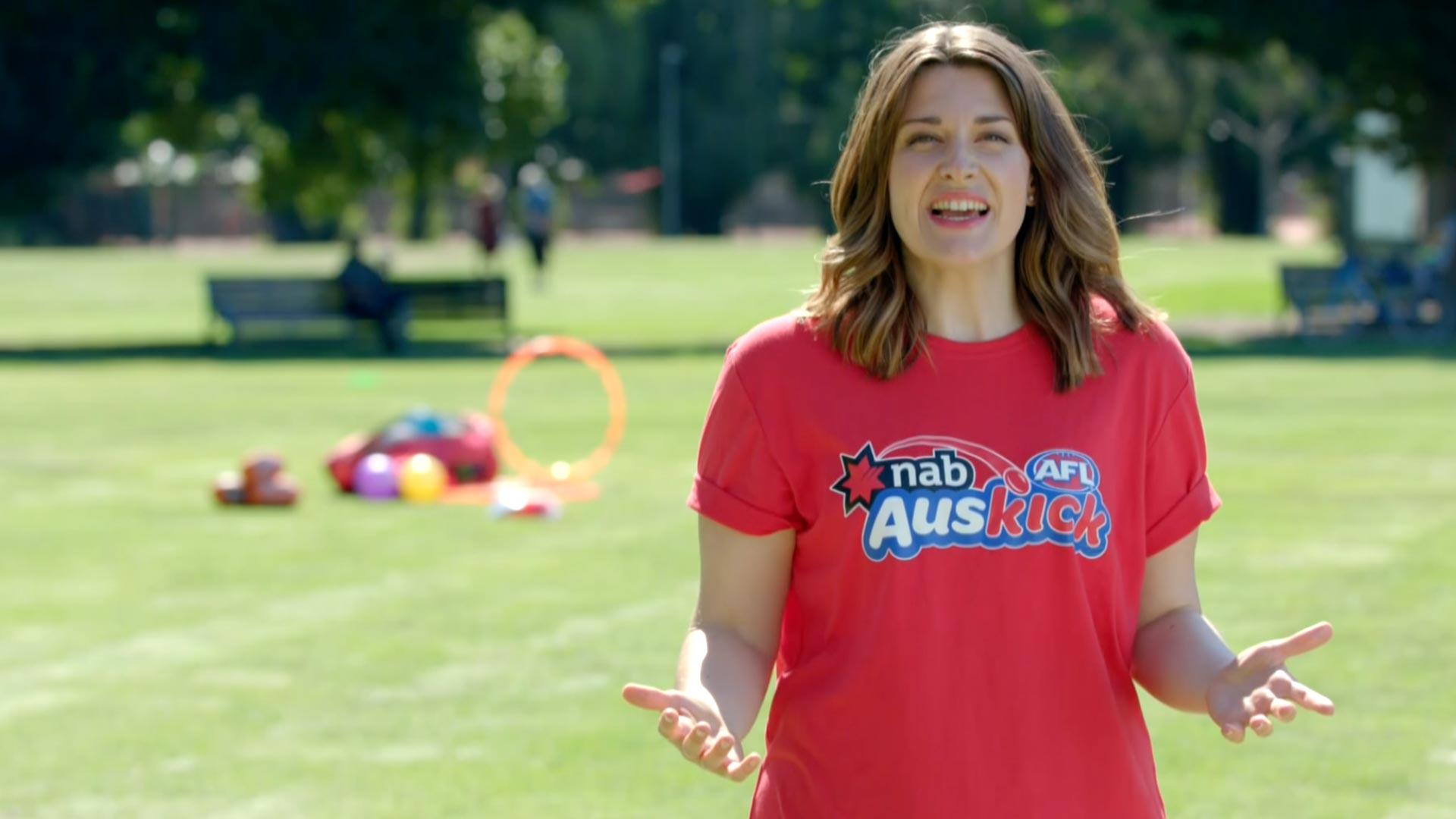 NAB AFL AUSKICK | Play AFL