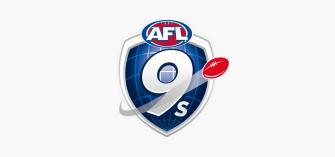 AFL9's Logo on a grey background