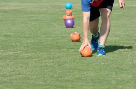 How to Run an Auskick Session
