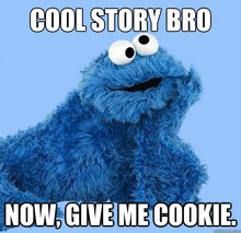 Cookie bro