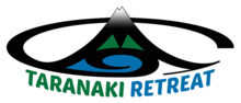 Taranaki retreat logo