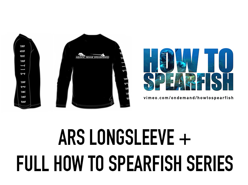 ARS Longsleeve Shirt + How To Spearfish Video Seires