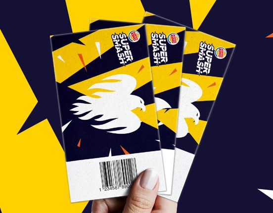 Blaze / Firebirds Double Header T20 Ticket