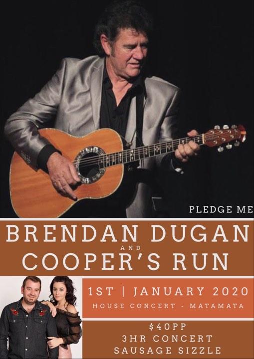 Brendan Dugan & Cooper's Run