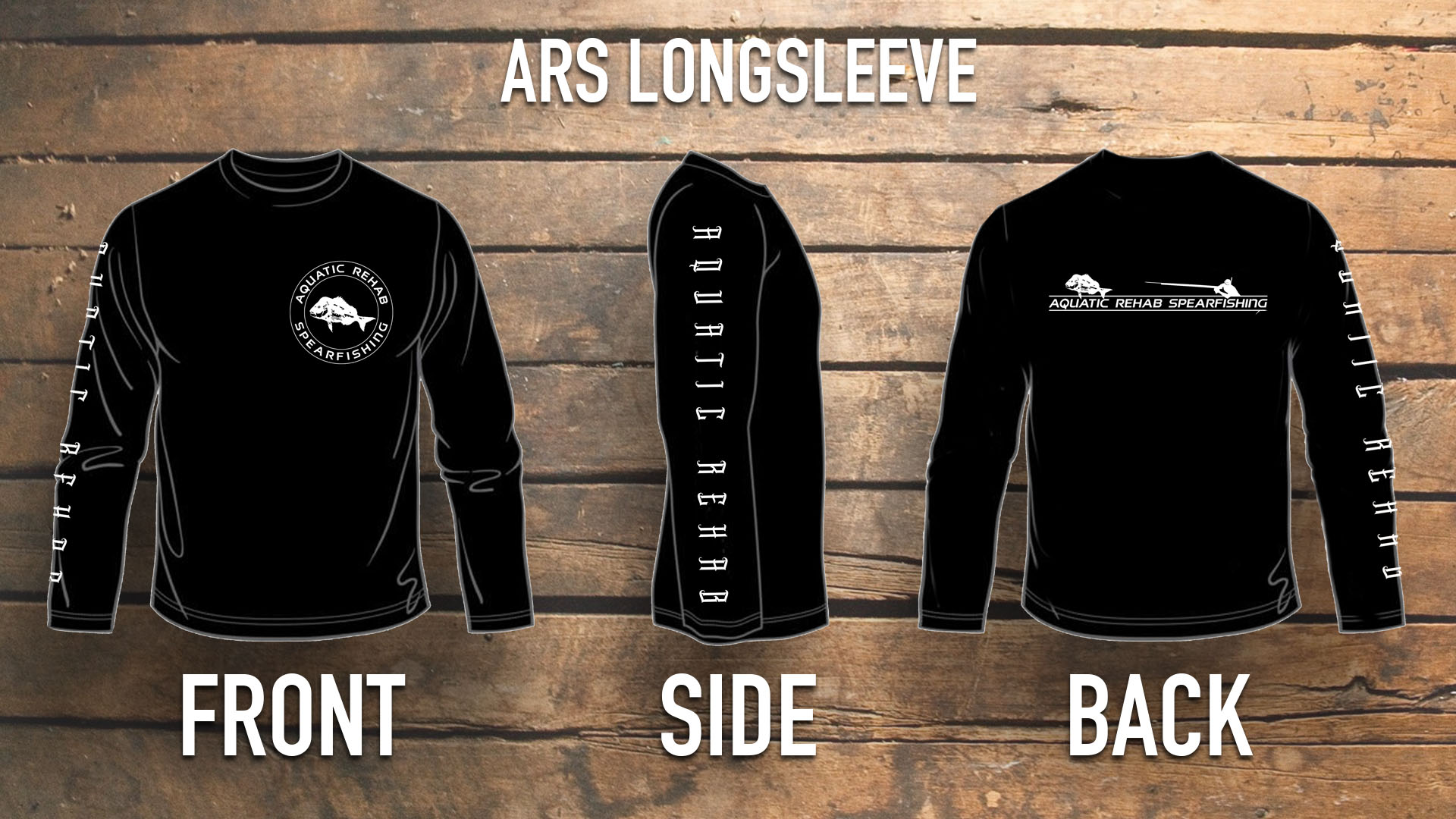 Final 15 Rehab Longsleeves