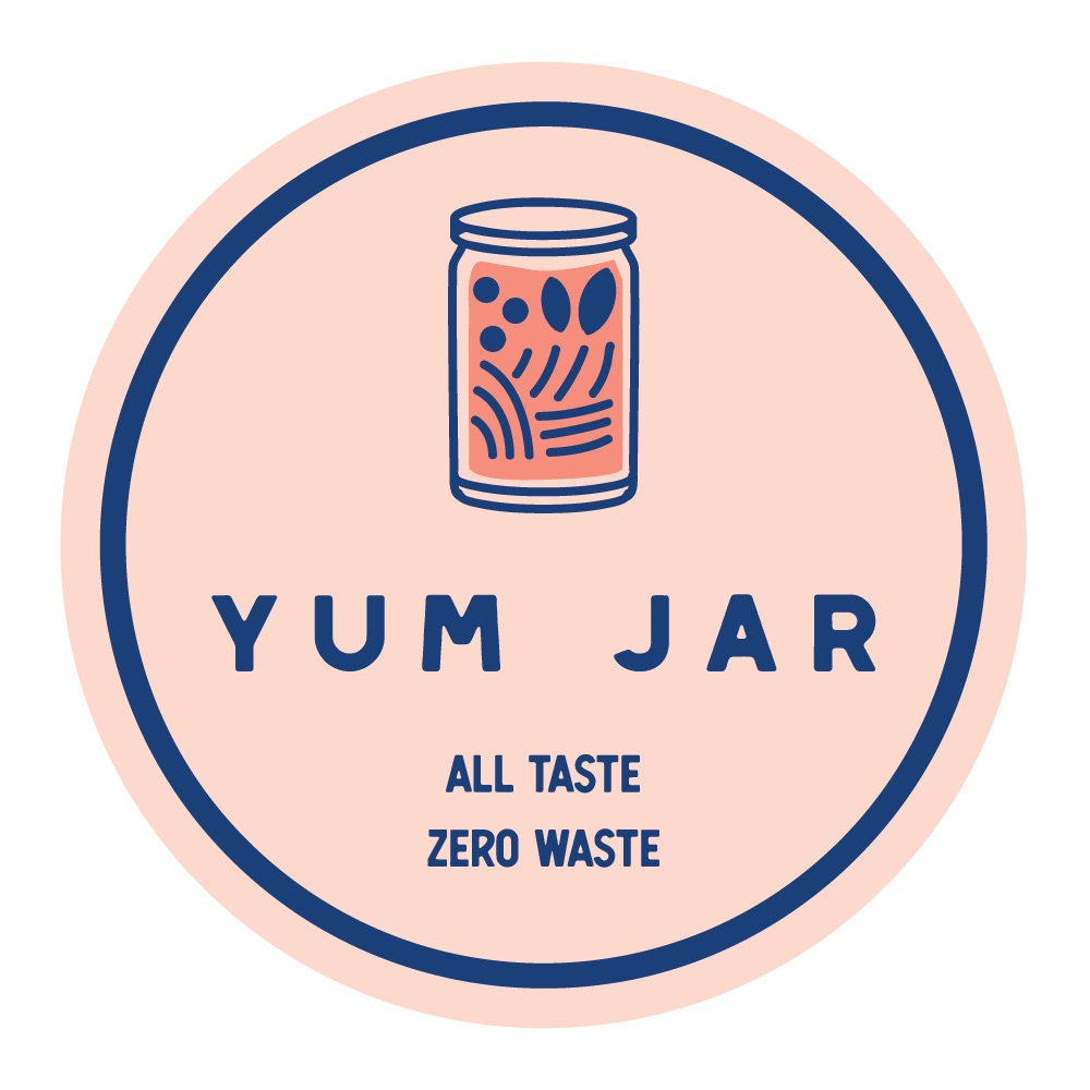 Yum Jar Pin Badges