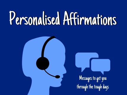 Personalised Affirmations