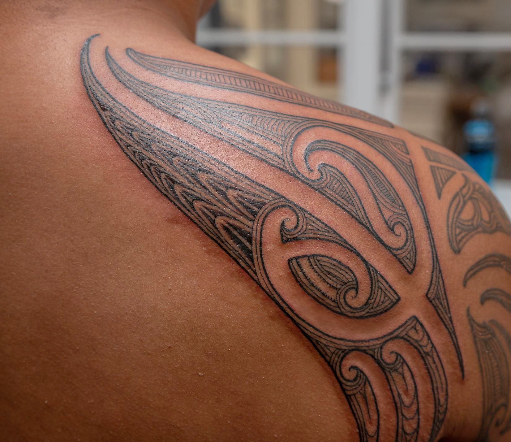 Half Day Tā Moko Session With Lance