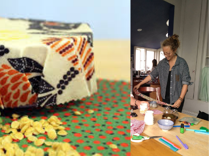 Beeswax Wraps Making Class