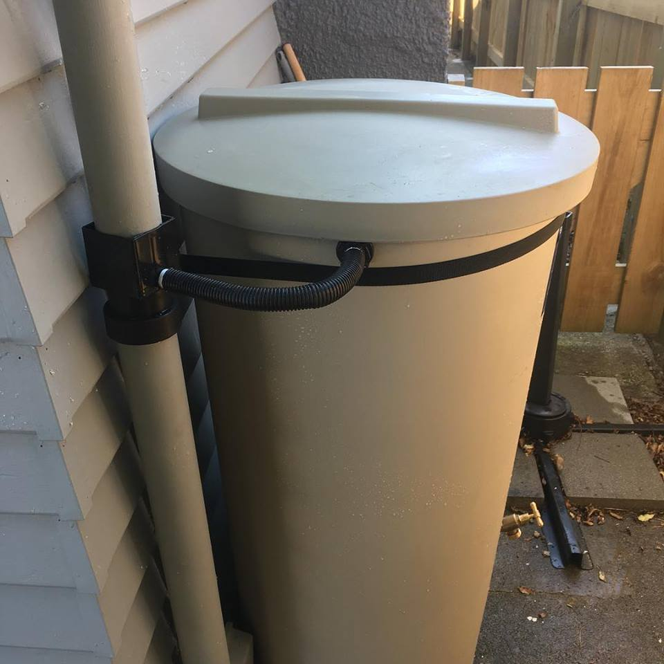 Rainwater Collection Tank