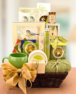 Gift Basket - Entry In A Draw (One Basket Only)