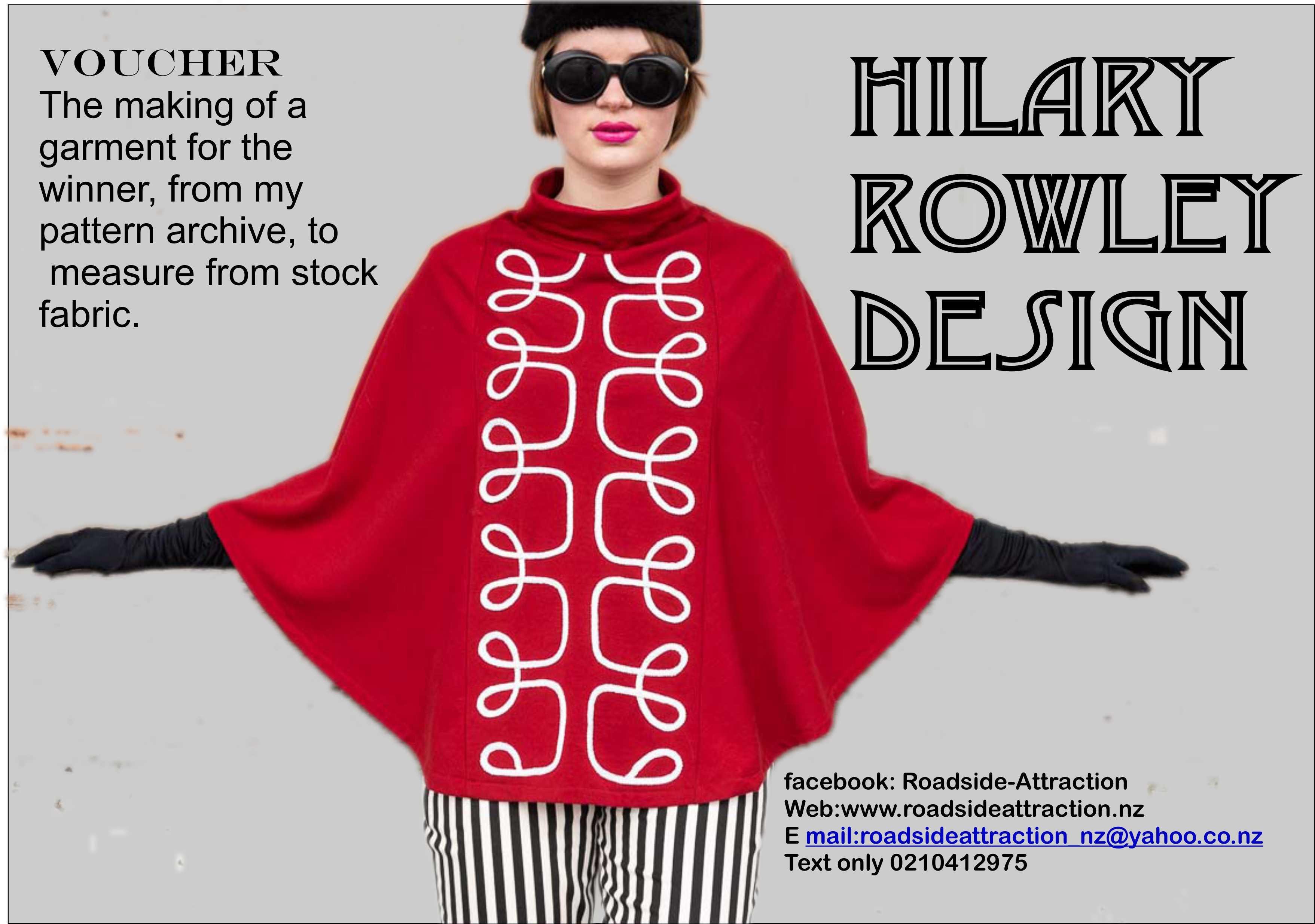 Hilary Rowley Original