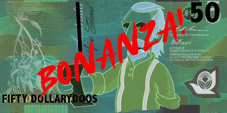 Dollarydoo Bonanza