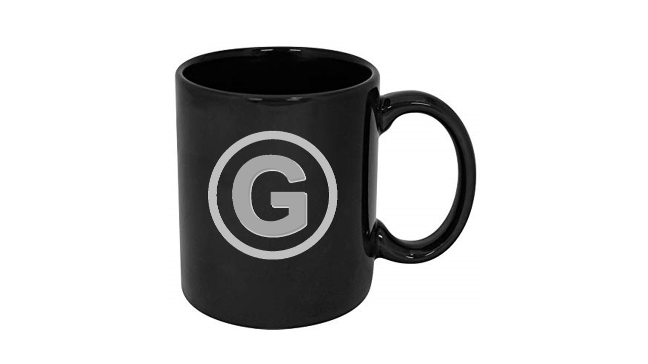 Limited Edition G-Coffee Cup + G-Shirt