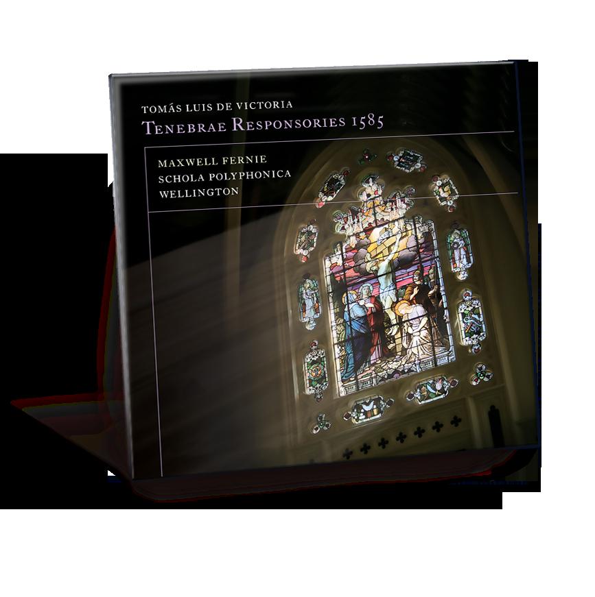 Tenebrae Responsories 1585 Cd