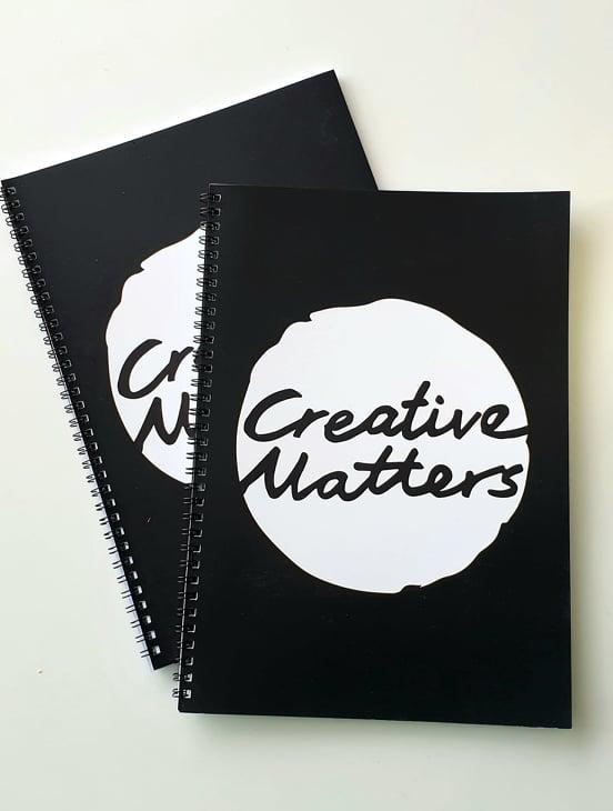 Creative Matters Book