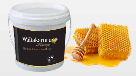 4kg Pail Of Hive-To-Table Raw Honey (nationwide Delivery)