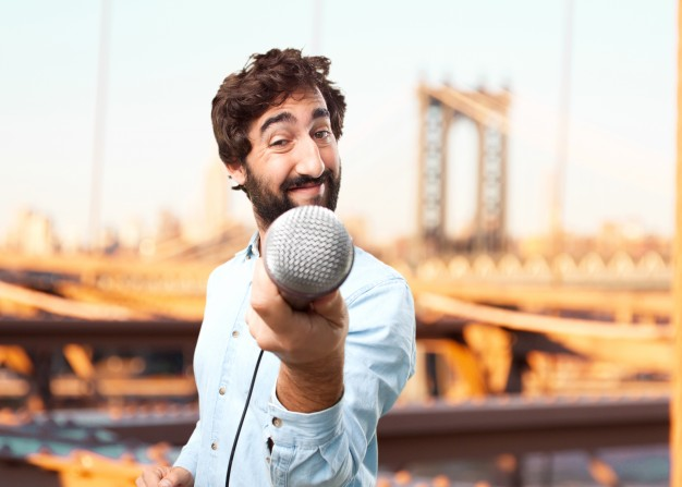 Corporate Crooner: Create Your Own Jingle!