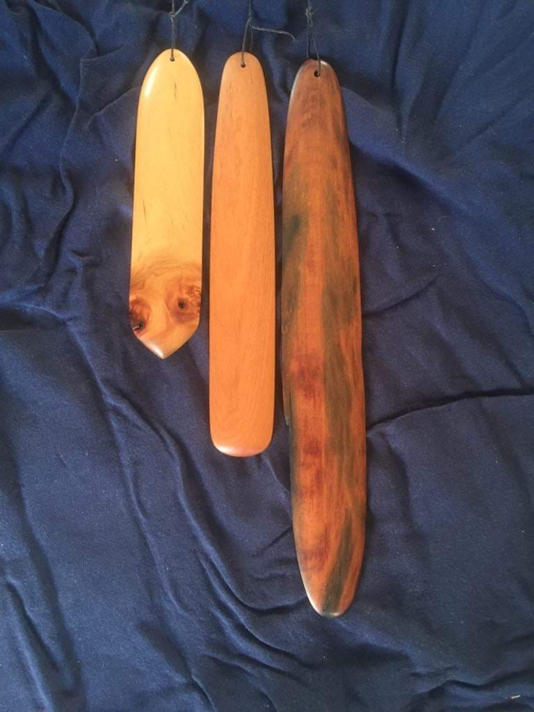 Handmade Native Wooden Purerhua